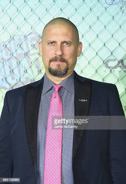"""Director David Ayer attends the """"Suicide Squad"""" World Premiere at The Beacon Theatre on August 1, 2016 in New York City."""