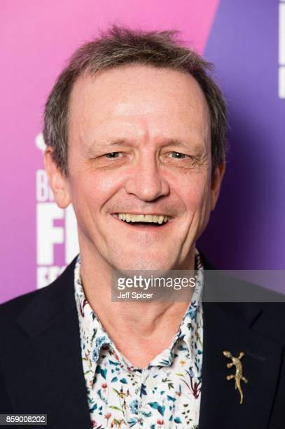Director David Batty attends a screening of 'My Generation' during the 61st BFI London Film Festival on October 8 2017 in London England