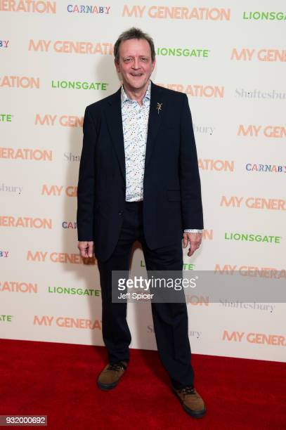 Director David Batty attends a special screening of My Generation at BFI Southbank on March 14 2018 in London England