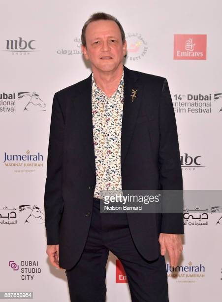 Director David Batty attends the 'My Generation' red carpet on day two of the 14th annual Dubai International Film Festival held at the Madinat...