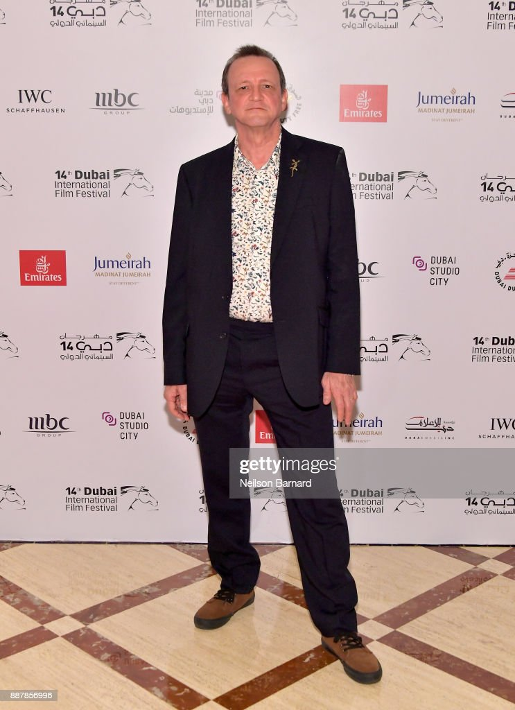 Director David Batty attends the 'My Generation' red carpet on day two of the 14th annual Dubai International Film Festival held at the Madinat Jumeriah Complex on December 7, 2017 in Dubai, United Arab Emirates.