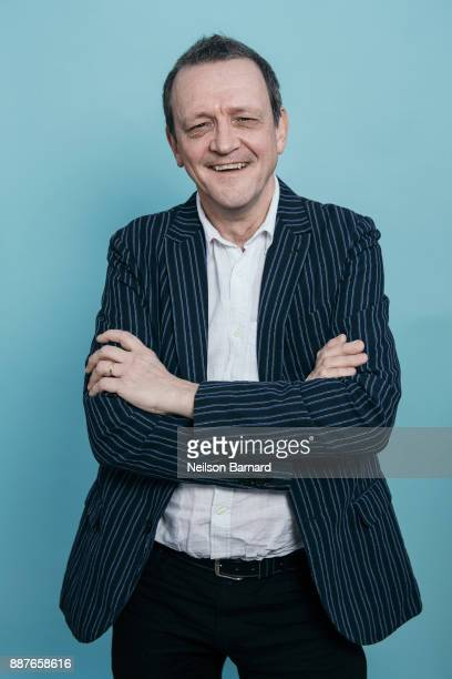 Director David Batty poses during a portrait session on day 2 of the 14th annual Dubai International Film Festival held at the Madinat Jumeriah...