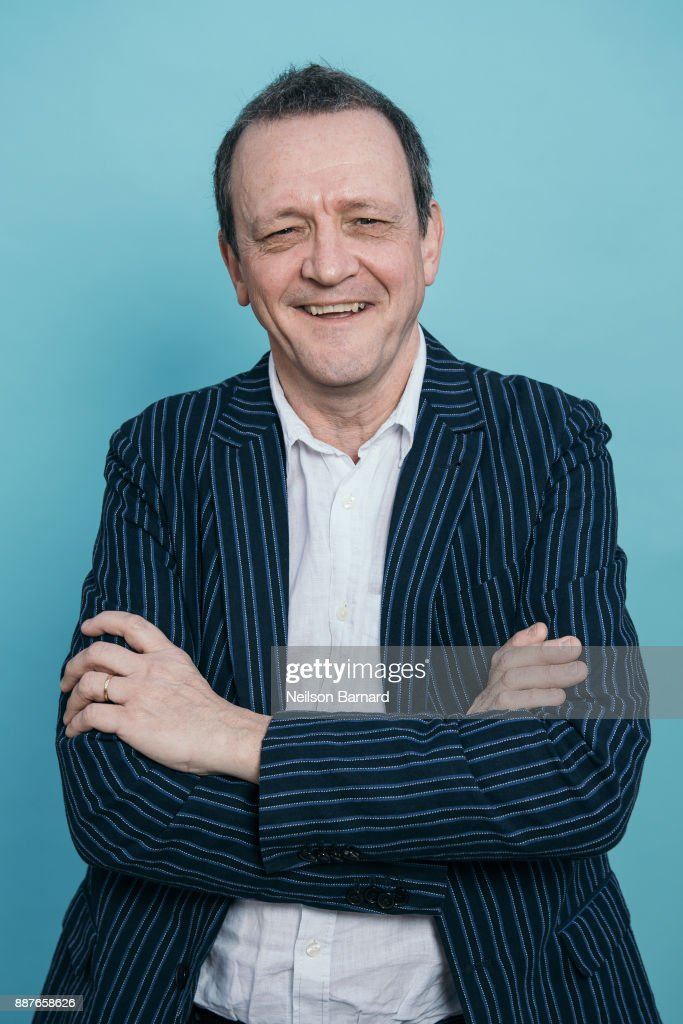Director David Batty poses during a portrait session on day 2 of the 14th annual Dubai International Film Festival held at the Madinat Jumeriah Complex on December 6, 2017 in Dubai, United Arab Emirates.