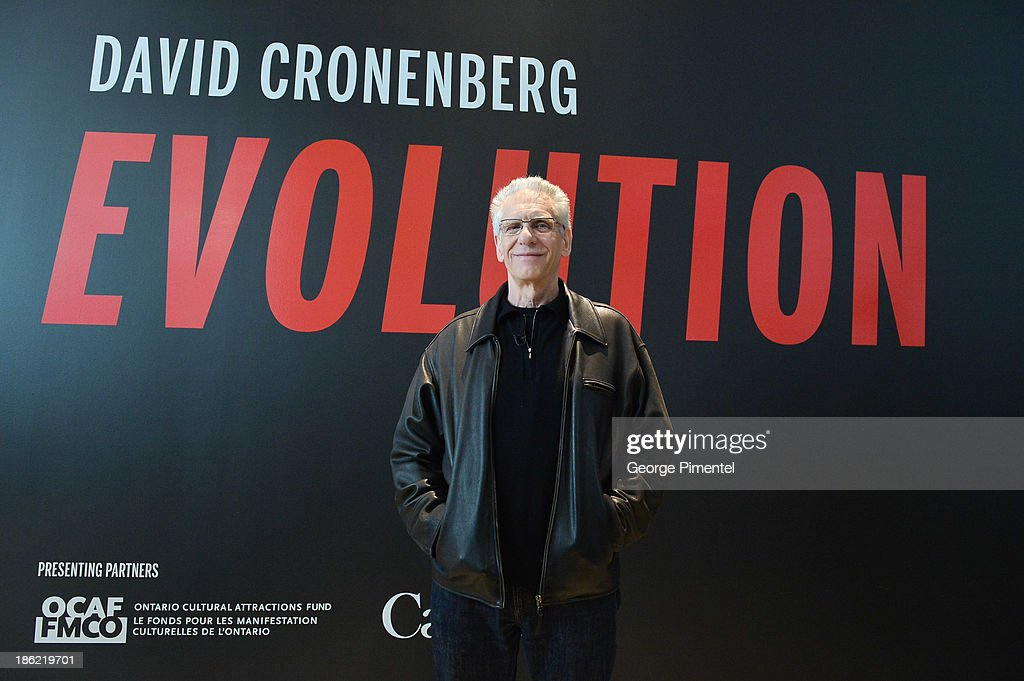 """David Cronenberg: Evolution"" Exhibition - Media Preview"