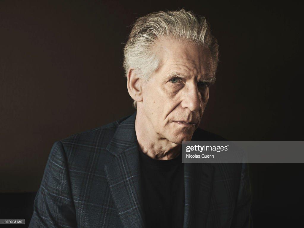 David Cronenberg  Portrait Session - The 67th Annual Cannes Film Festival