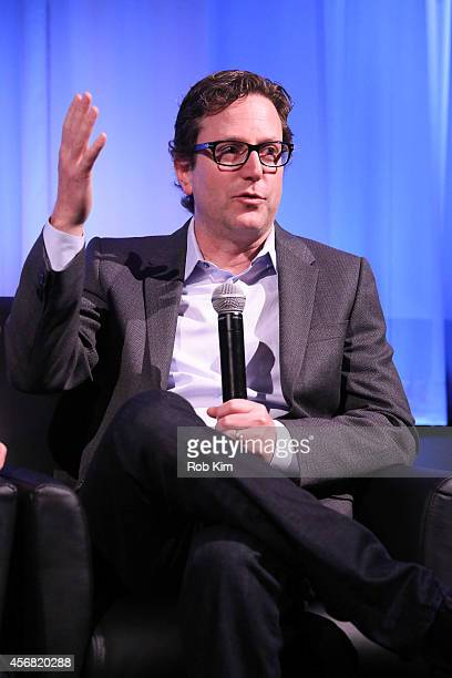 Director David Dobkin attends a QA at the official Academy Members Screening of The Judge hosted by The Academy Of Motion Picture Arts And Sciences...