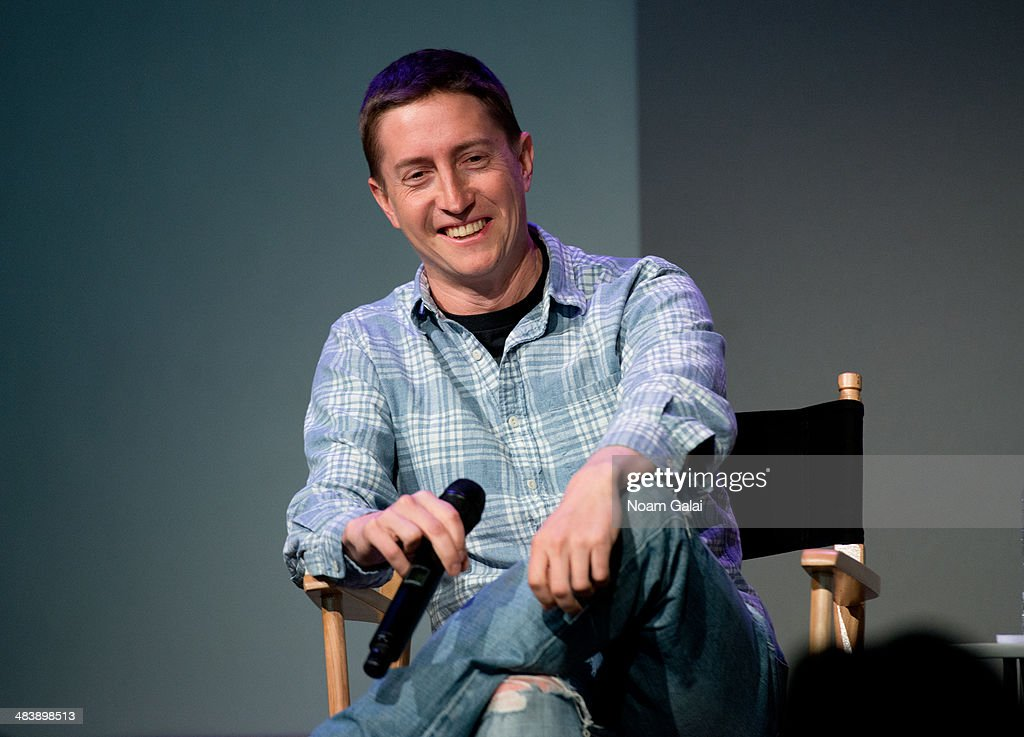 Director David Gordon attends 'Meet The Filmmakers' at Apple Store Soho on April 10, 2014 in New York City.