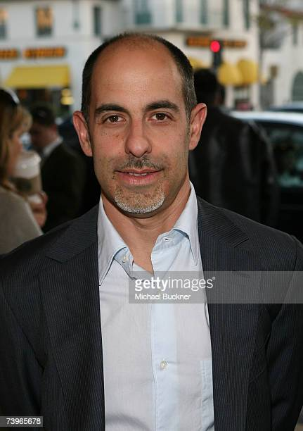 Director David Goyer arrives at the premiere of Hollywood Pictures' The Invisible at the Bruin Theatre on April 24 2007 in Los Angeles California