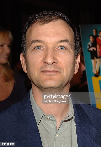 Director David Kendall atttends the world premiere of Dirty Deeds at the Directors Guild of America on August 23 2005 in Los Angeles California