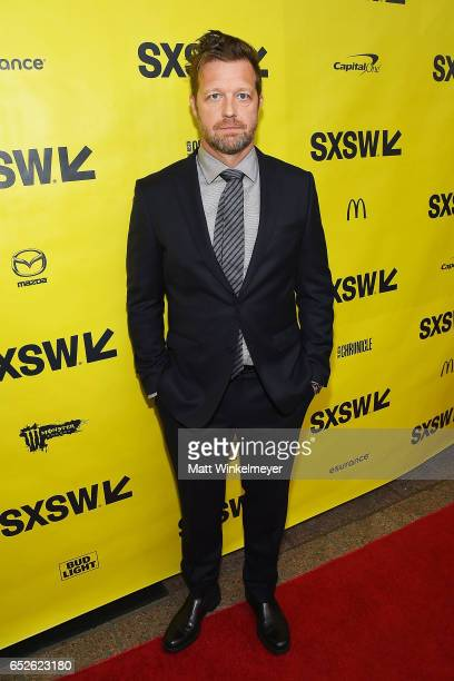 Director David Leitch attends the 'Atomic Blonde' premiere 2017 SXSW Conference and Festivals on March 12 2017 in Austin Texas