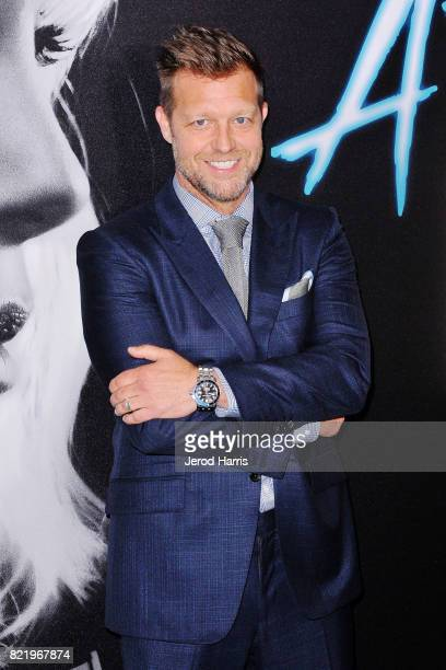 Director David Leitch attends the premiere of 'Atomic Blond' at the Ace Theater on July 24 2017 in Los Angeles California