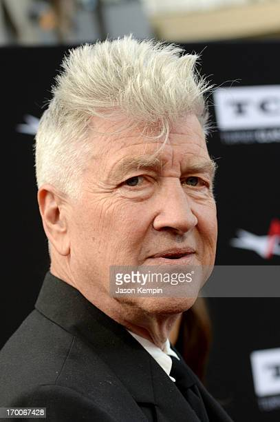 Director David Lynch attends AFI's 41st Life Achievement Award Tribute to Mel Brooks at Dolby Theatre on June 6, 2013 in Hollywood, California....