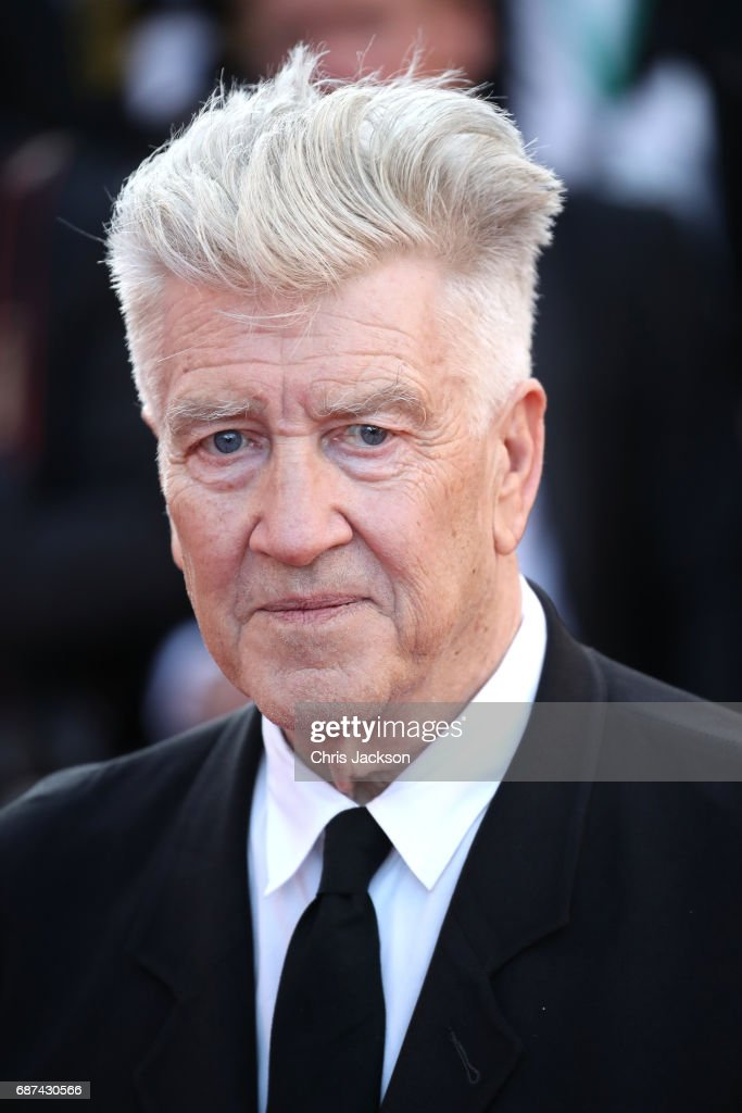 Director David Lynch attends the 70th Anniversary of the 70th annual Cannes Film Festival at Palais des Festivals on May 23, 2017 in Cannes, France.