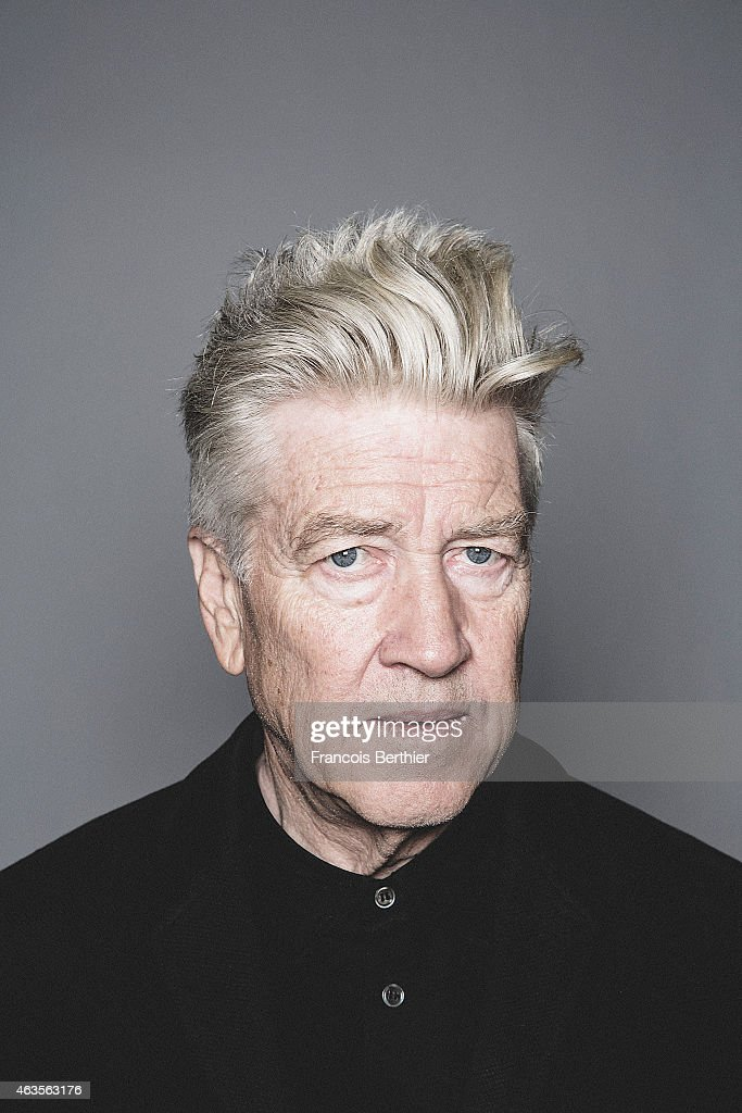 David Lynch, Self Assignment, October 2014
