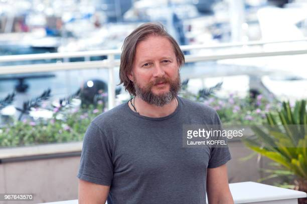 Director David Mackenzie attends the 'Hell Or High Water' Photocall during the 69th Annual Cannes Film Festival on May 16 2016 in Cannes France