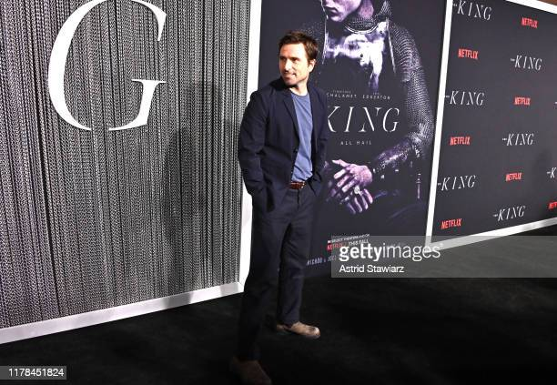 """Director David Michod attends """"The King"""" New York Premiere at SVA Theater on October 01, 2019 in New York City."""