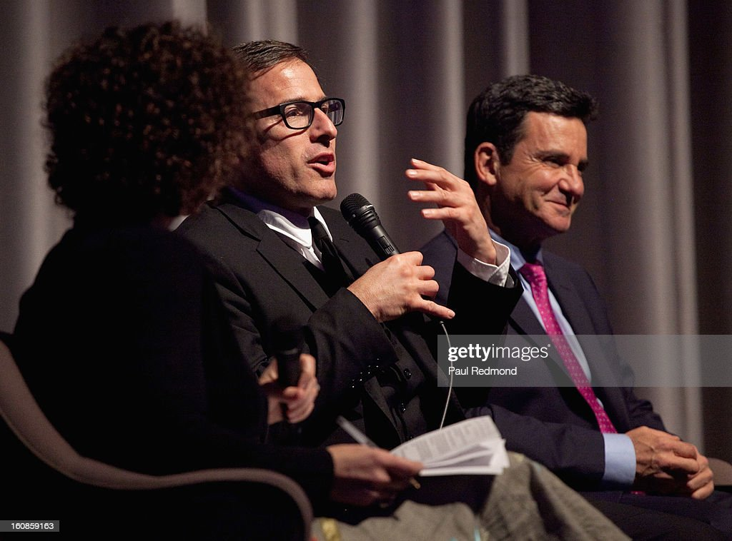 "Museum Of Tolerance Town Hall Meeting With ""Silver Linings Playbook"" Director David O. Russell : News Photo"