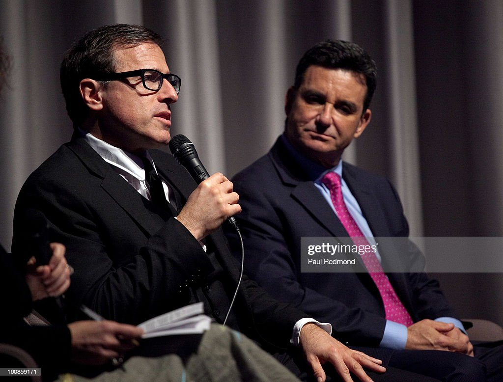 """Museum Of Tolerance Town Hall Meeting With """"Silver Linings Playbook"""" Director David O. Russell : News Photo"""