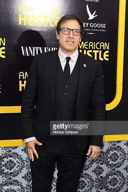 Director David O Russell attends Grey Goose Vodka and Vanity Fair present in part the world premiere of Columbia Pictures And Annapurna Pictures...