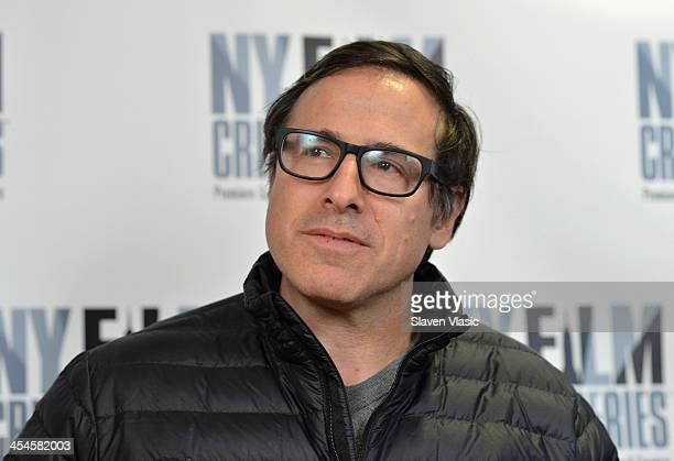 Director David O Russell attends 'New York Film Critics Series Screening Of American Hustle' at AMC Empire 25 theater on December 9 2013 in New York...