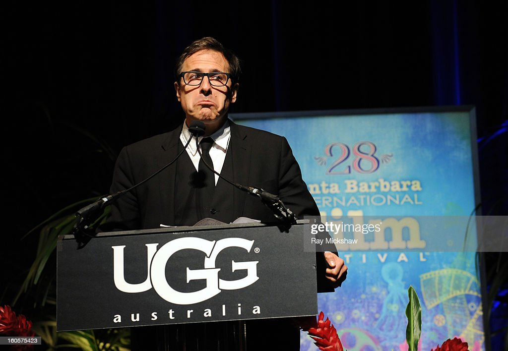 Director David O. Russell attends the 28th Santa Barbara International Film Festival Outstanding Performer Of The Year Presented To Jennifer Lawrence on February 2, 2013 in Santa Barbara, California.