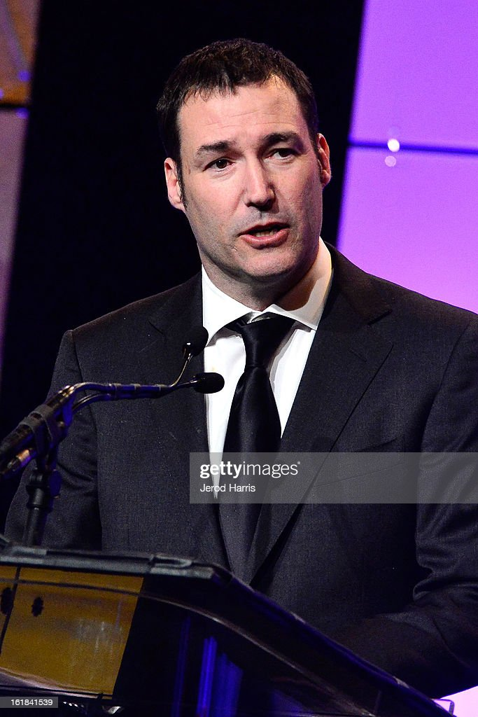 Director David O. Russell attends the 63rd Annual ACE Eddie Awards at the Beverly Hilton Hotel on February 16, 2013 in Beverly Hills, California.