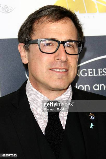 Director David O Russell attends the 9th annual Los Angeles Italia Film Fashion and Art Fest opening night ceremony held at the TLC Chinese 6...
