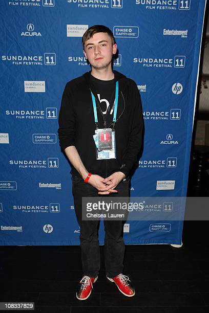 Director David O'Reilly attends the Shorts Reception Ceremony And Party at the Jupiter Bowl during the 2011 Sundance Film Festival on January 25 2011...