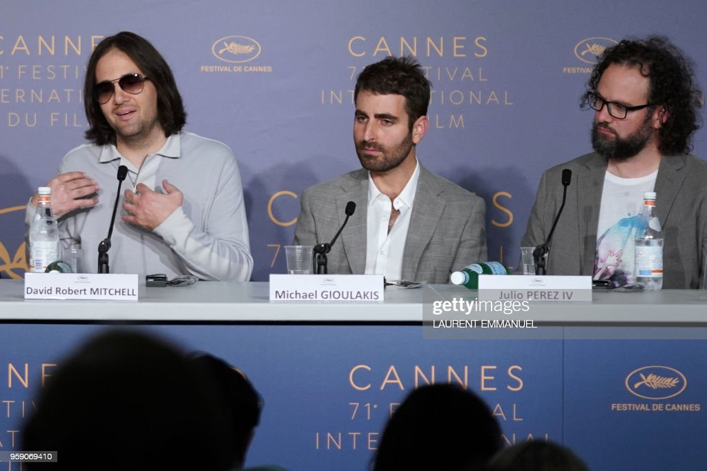FRANCE-CANNES-FILM-FESTIVAL : Foto jornalística