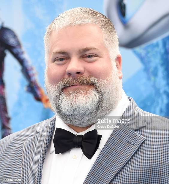 Director Dean DeBlois arrives at Universal Pictures And DreamWorks Animation Premiere Of How To Train Your Dragon The Hidden World at Regency Village...