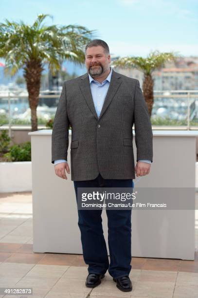 Director Dean DeBlois attends the How To Train Your Dragon 2 photocall at the 67th Annual Cannes Film Festival on May 16 2014 in Cannes France
