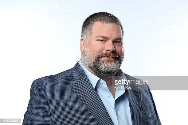 Director Dean DeBlois is photographed for Los Angeles Times on November 17 2014 in Burbank California PUBLISHED IMAGE CREDIT MUST BE Kirk McKoy/Los...