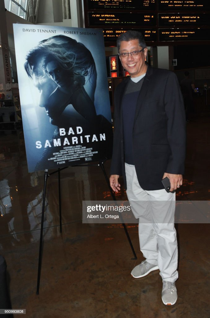 "Screening Of Electric Entertainment's ""Bad Samaritan"""