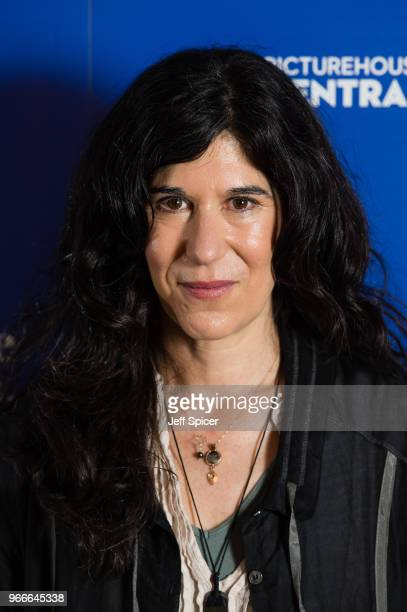 Director Debra Granik attends the 2018 Sundance Film Festival screening of 'Leave No Trace' at Picturehouse Central on June 3 2018 in London England