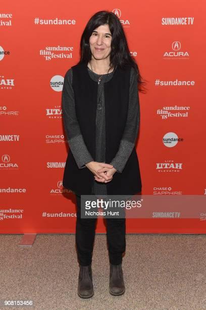 "Director Debra Granik attends the ""Leave No Trace"" Premiere during the 2018 Sundance Film Festival at Eccles Center Theatre on January 20, 2018 in..."
