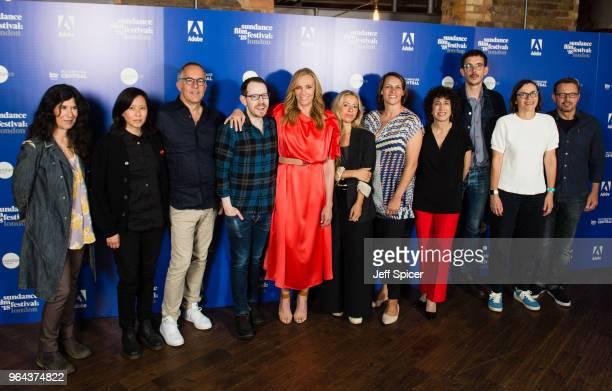 Director Debra Granik Kim Yutani John Cooper director Ari Aster actress Toni Collette director Crystal Moselle director Amy Adrion director Jennifer...