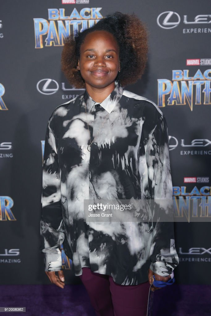 Director Dee Rees at the Los Angeles World Premiere of Marvel Studios' BLACK PANTHER at Dolby Theatre on January 29, 2018 in Hollywood, California.