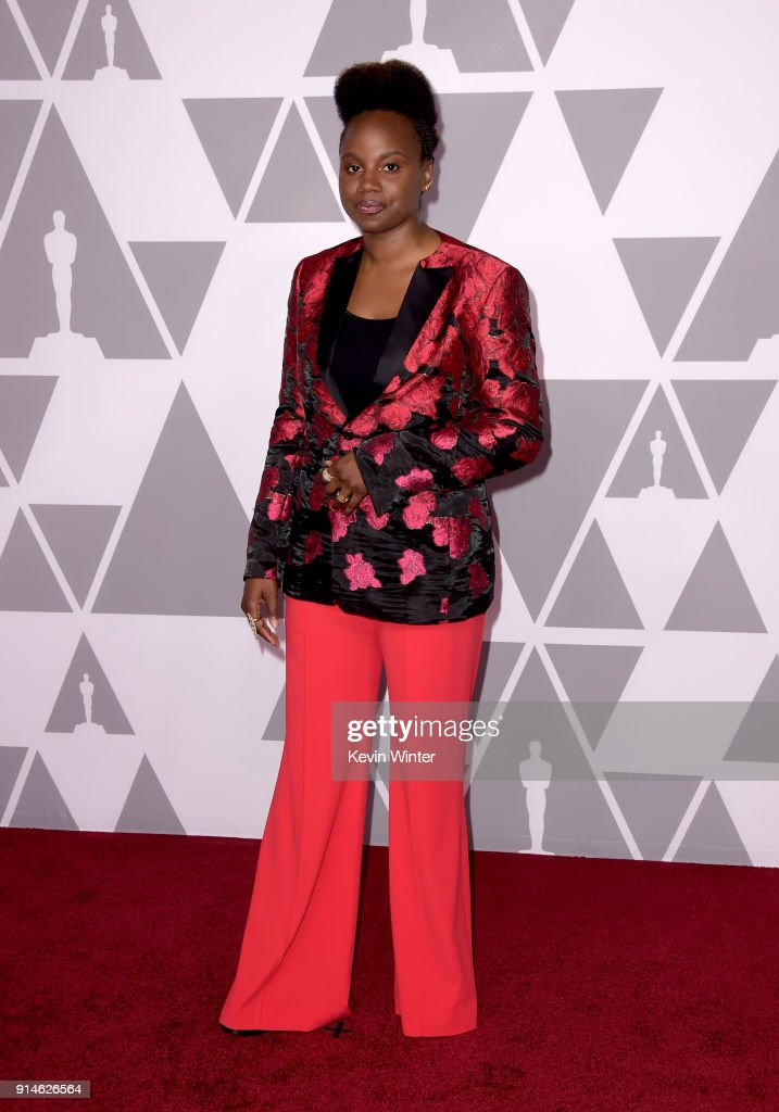 Director Dee Rees attends the 90th Annual Academy Awards Nominee Luncheon at The Beverly Hilton Hotel on February 5, 2018 in Beverly Hills, California.