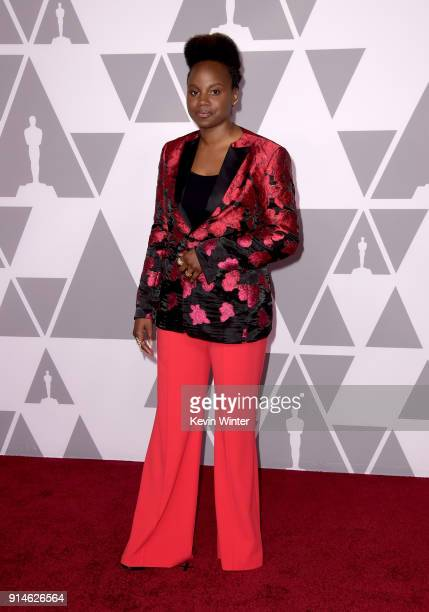 Director Dee Rees attends the 90th Annual Academy Awards Nominee Luncheon at The Beverly Hilton Hotel on February 5 2018 in Beverly Hills California