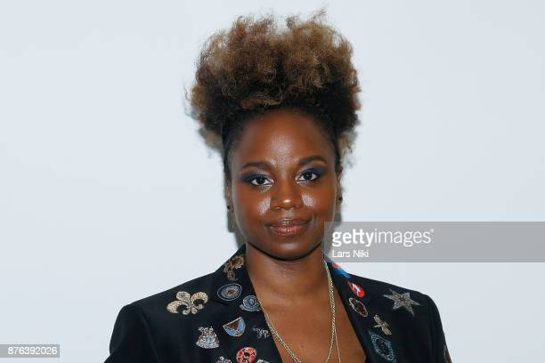 Director Dee Rees attends The Academy of Motion Picture Arts Sciences Official Academy Screening of Mudbound at the MOMA Celeste Bartos Theater on...