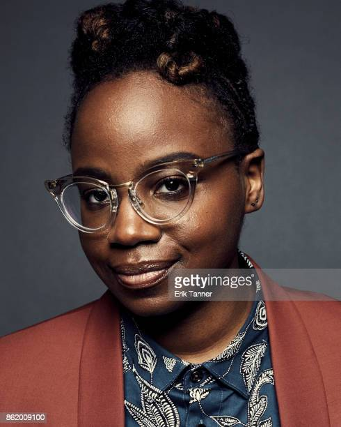 Director Dee Rees of 'Mudbound' poses for a portrait at the 55th New York Film Festival on October 12 2017