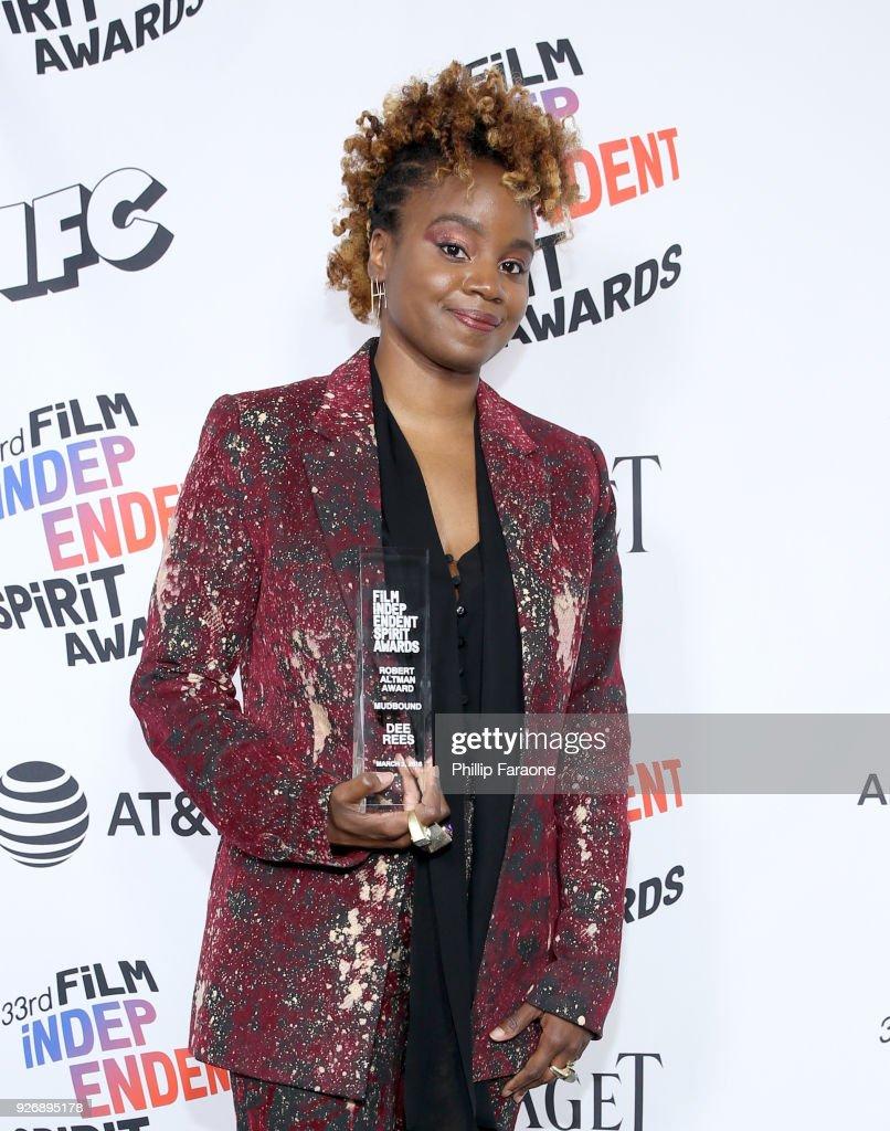 2018 Film Independent Spirit Awards  - Press Room