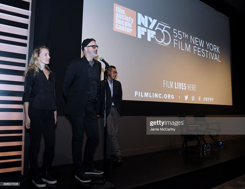"55th New York Film Festival - ""A Skin So Soft"""