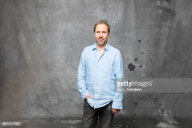 Director Denis Denis Villeneuve is photographed in the LA Times photo studio at ComicCon 2017 in San Diego CA on July 21 2017 CREDIT MUST READ Jay L...