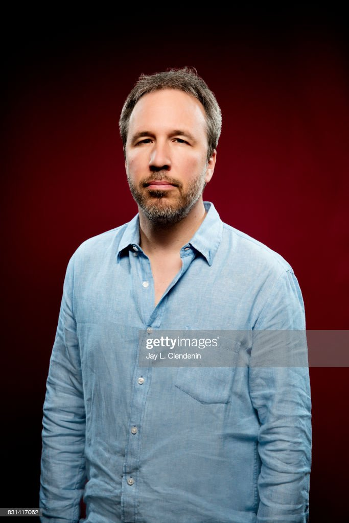 Director Denis Denis Villeneuve is photographed in the L.A. Times photo studio at Comic-Con 2017, in San Diego, CA on July 21, 2017.