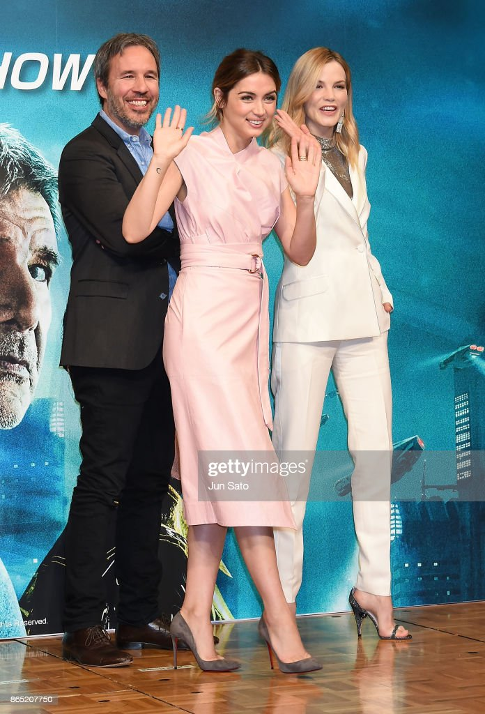 'Blade Runner 2049' Press Conference