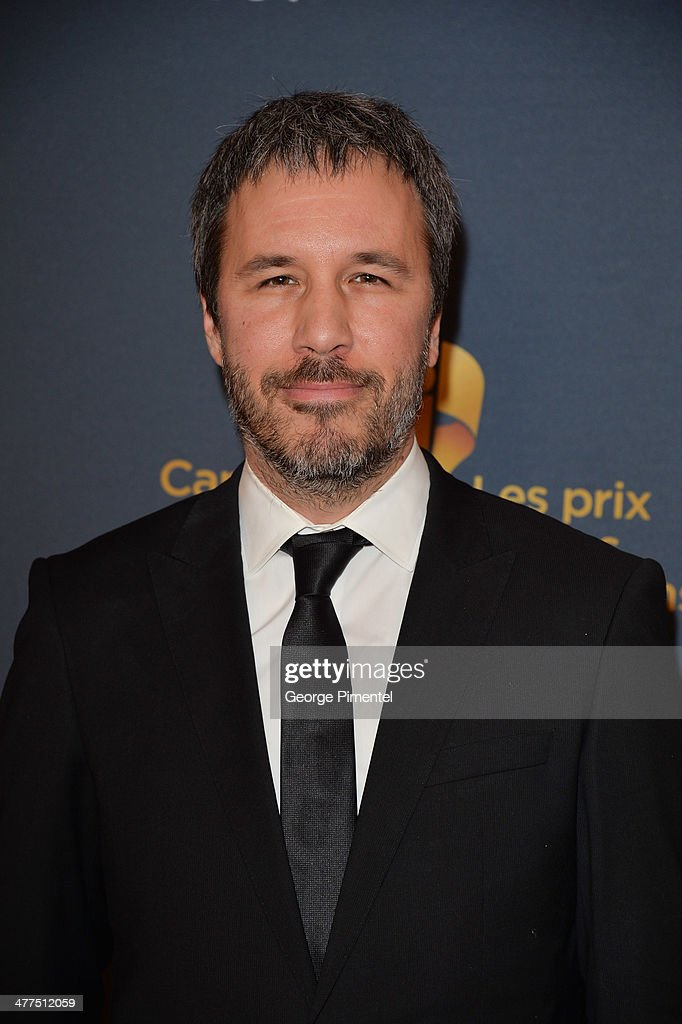 Director Denis Villeneuve arrives at the Canadian Screen Awards at Sony Centre for the Performing Arts on March 9, 2014 in Toronto, Canada.