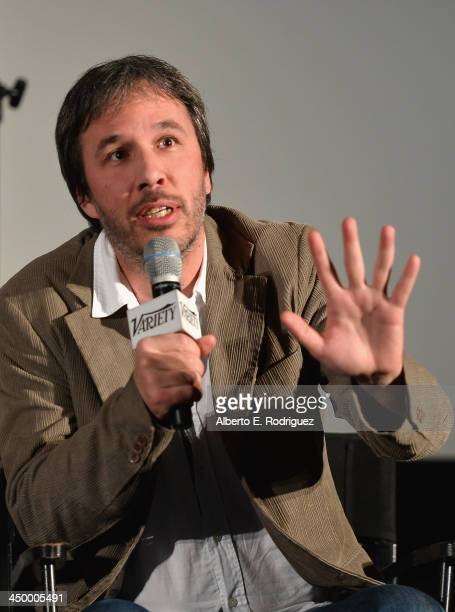 Director Denis Villeneuve attend the 2013 Variety Screening Series Presents Warner Bros's 'Prisoners' at ArcLight Hollywood on November 15 2013 in...