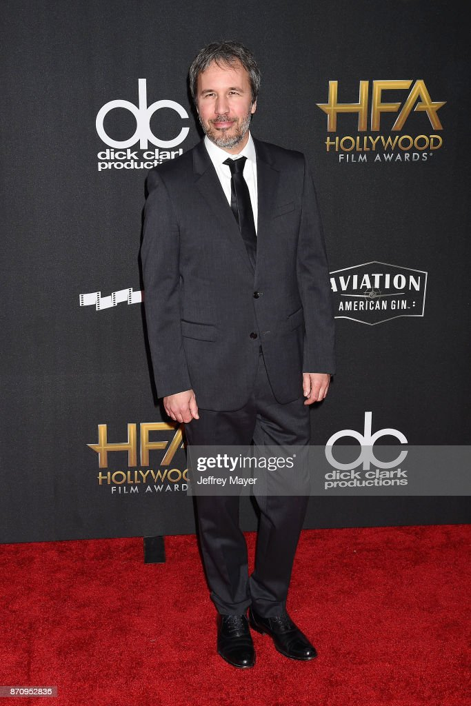 Director Denis Villeneuve attends the 21st Annual Hollywood Film Awards at The Beverly Hilton Hotel on November 5, 2017 in Beverly Hills, California.