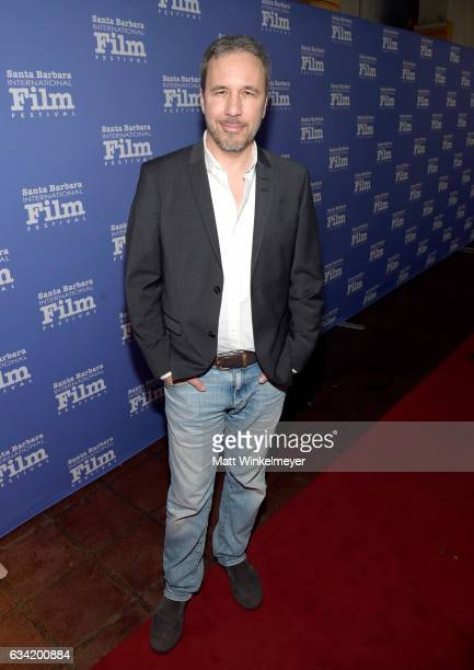 Director Denis Villeneuve of 'Arrival' attends the Outstanding Director's Award during the 32nd Santa Barbara International Film Festival at the...